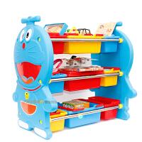 麦宝创玩 宝宝超大 整理储物玩具架 儿童收纳架儿童收纳柜架
