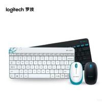 罗技 MK245 Nano 无线鼠标键盘套装 电脑笔记本迷你键鼠套装