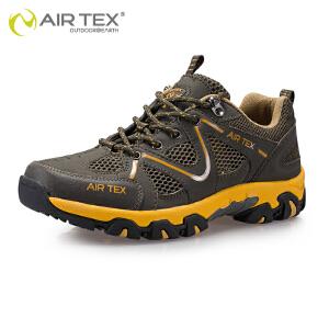 AIRTEX亚特 夏季新款登山鞋男女鞋防泼水减震徒步鞋防滑旅游鞋户外鞋