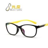 新款复古时尚眼镜框潮2309 百搭经典修饰框架眼镜 可配近视眼镜架