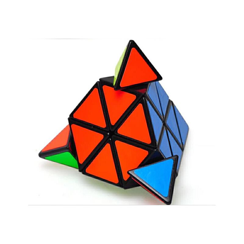圣手魔方三角形金字塔魔方