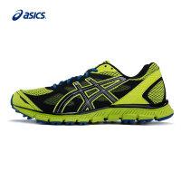 ASICS亚瑟士入门慢跑鞋透气越野户外运动跑步鞋耐磨透气男女T2J1N