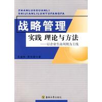 战略管理:实践理论与方法(电子书)