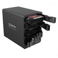 ORICO 9558U3多5盘位外置硬盘柜箱3.5寸sata3.0串口硬盘盒USB3.0