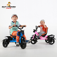 【当当自营】炫梦奇  儿童三轮车脚踏车 宝宝小孩幼儿童车 玩具车  海军蓝