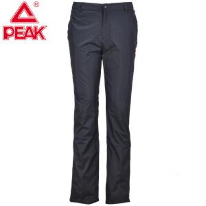 Peak/匹克 秋冬季女款 吸湿排汗舒适百搭休闲运动梭织长裤F321098