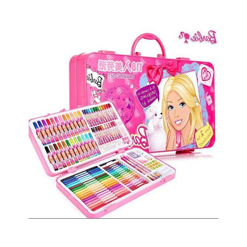 变形金刚水彩笔儿童绘画套装小学生水彩笔画画工具包水彩笔画画套装