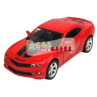 彩珀儿童合金车雪佛兰科迈罗1:32大黄蜂跑车合金属小汽车模型声光回力玩具 雪佛兰大黄蜂黄色  雪佛兰大黄蜂红色