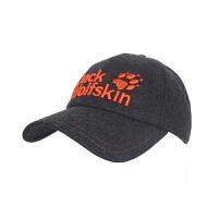 狼爪(Jack Wolfskin)鸭舌帽男女同款长檐帽防晒帽 1903791