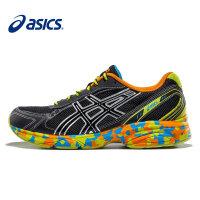 ASICS亚瑟士缓冲跑步鞋透气跑鞋迷彩运动鞋MAVERICK男T20XQ-2490