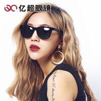 亿超墨镜TR90太阳镜潮款 偏光太阳镜女开车眼镜司机 大码YC9702