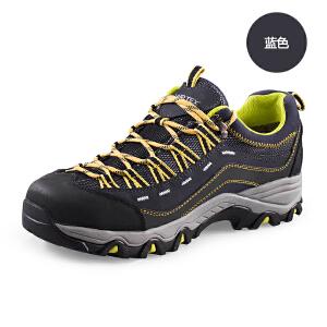 AIRTEX户外鞋登山鞋男鞋秋冬防泼水减震徒步鞋防滑运动旅游鞋