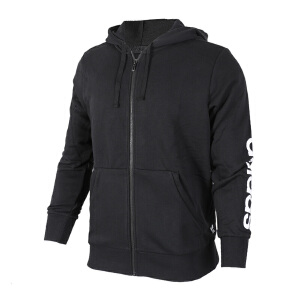 Adidas阿迪达斯 2017新款男子针织运动休闲夹克外套 S98796