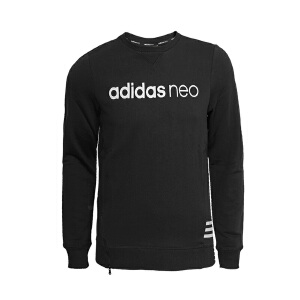 Adidas阿迪达斯 2017新款男子NEO运动休闲卫衣套头衫 BP6250