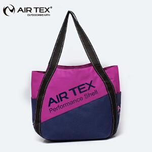 AIRTEX/亚特 耐磨防水多口袋 百搭休闲单肩挎包 英国时尚户外