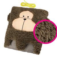 伊暖儿 宠・爱USB暖脚宝电暖鞋保暖脚垫 (简洁版猴子)