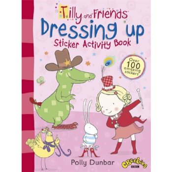 Tilly and Friends: Dressing Up Sticker Activity Book    ISBN:9781406349894