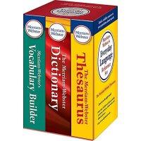 [现货]英文原版 Merriam Webster's Everyday Language Reference Set 韦氏字典套装 小红 小绿 小黄
