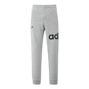 ADIDAS阿迪达斯  男子运动休闲针织收脚长裤  AY3691