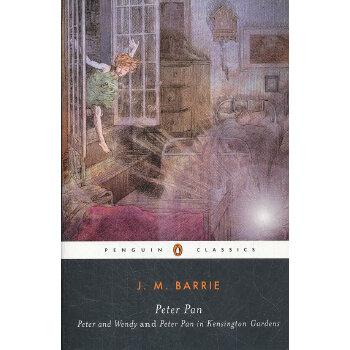 Peter Pan(ISBN=9780142437933)