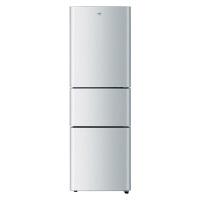 Haier/海尔 BCD-206STPQ 206升三开门软冷冻冷藏家用节能电冰箱