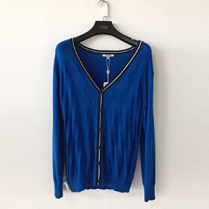 男款开衫V领针织衫 韩版修身舒适针织上衣 集合智造系列