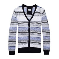 思莱德男士时尚商务休闲针织衫25-1-3-411124034020